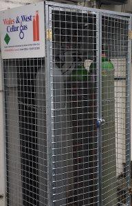 Walesandwestgascage